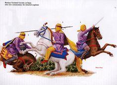 Iran Politics Club: Iranian Military Uniforms Pictorial History 8: Achaemenian Persian