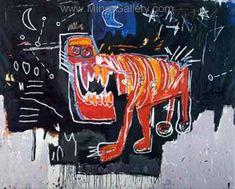 Dog Artist: Jean-Michel Basquiat Completion Date: 1982 Style: Neo-Expressionism… Jean Michel Basquiat Art, Jm Basquiat, Basquiat Tattoo, Keith Haring, Andy Warhol, Basquiat Paintings, Radiant Child, Graffiti Kunst, Motifs Animal
