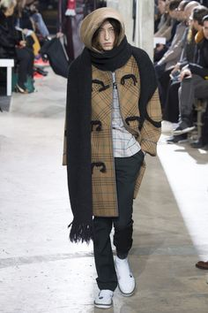 Lanvin Fall 2017 Menswear Collection Photos - Vogue