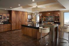 Kitchen, Contemporary & Dynamic, Photo 129 - KraftMaid Photo Gallery