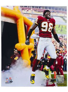 Are you excited for the return of #98 Brian Orakpo?! #HTTR