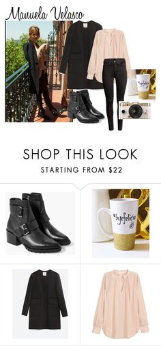 """""""Celebrity""""s outfit: Manuela Velasco"""" by lailamur on Polyvore featuring Urban Outfitters, MANGO, Zara, H&M, women's clothing, women, female, woman, misses and juniors"""