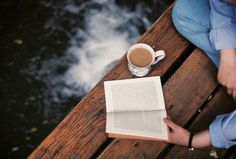 You can read anywhere - what is your favourite spot?