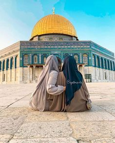 Image may contain: one or more people and outdoor Muslim Girls, Muslim Couples, Muslim Women, Anime Muslim, Muslim Hijab, Hijabi Girl, Girl Hijab, Frnds Pic, Girl Pictures