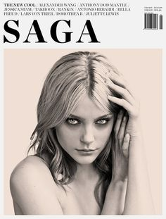 design, saga magazine