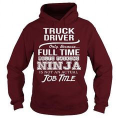 Cool  Awesome Tee For Truck Driver Shirts & Tees