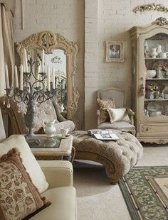 French interior design and architecture