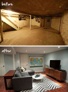 Delightful 23+ Most Popular Small Basement Ideas, Decor And Remodel
