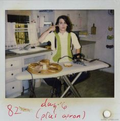Johnny Depp (ironing grilled cheese sandwiches) Benny and Joon Young Johnny Depp, Here's Johnny, Jim Carey, Girl Interrupted, Tilda Swinton, Winona Ryder, Gillian Anderson, Manado, Blade Runner