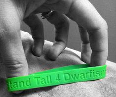 Dwarfism Awareness~ I wear this too! The Way You Are, You Are Perfect, Primordial Dwarfism, 5 Things, Cool Things To Make, Teen Stuff, Disability Awareness, Special Interest, News Health