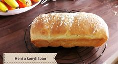 Hot Dog Buns, Hot Dogs, Bread Rolls, Hamburger, Food And Drink, Basket, Bread, Recipes, Buns
