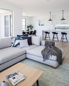 Urban living room ideas and inspiration | Gold Coast interior design and living room furniture