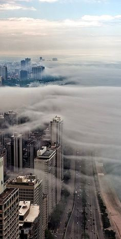 Lake Effect, Chicago, Illinois//