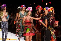 Desigual Collection presentation for Spring 2015 - New York Fashion Week - by Robert Essl - www.robertessl.com Spring 2015, New York Fashion, Presentation, Runway, Collections, Cat Walk