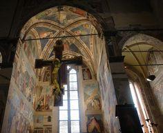 Basilica di San Francesco in Arezzo| Piero della Francesca | Storie della Vera Croce