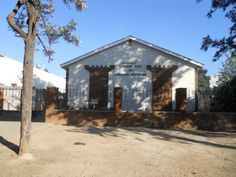 Kingdom Hall in Zimbabwe… really liking the watchtowers!