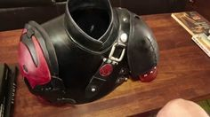 Modrenman: How to Make Hiccup's Upper Armor Part 1: How to Train Your Dr...