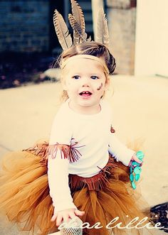 Pocahontas Costume- Would have loved to have made this when Carleigh was little @Krystal Thanirananon Satterfield and @Leigh Nassano Holtzclaw.