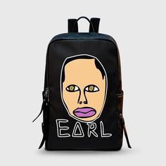d9dbe7d24d04 Odd Future Wolf Gang Tyler Ymcmb Earl School Backpacks