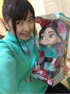 Momoka Ariyasu(Momoiro Clover Z)