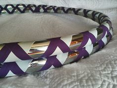 Ziggy Purp Dance & Exercise Hula Hoop COLLAPSIBLE or by DanceHoops, $22.50