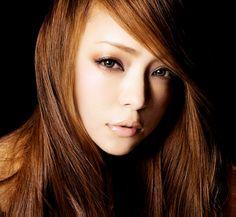 amuro namie! I love the hair color