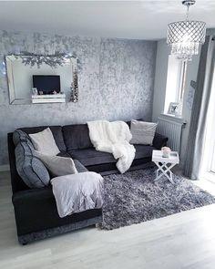 Wohn Esszimmer, Wohnung Wohnzimmer, Schlafzimmer Ideen, Ideen Fürs Zimmer,  Haus Design,