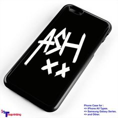 5SOS Ashton Irwin Signature 2 - Personalized iPhone 7 Case, iPhone 6/6S Plus, 5 5S SE, 7S Plus, Samsung Galaxy S5 S6 S7 S8 Case, and Other