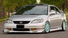 Honda Civic [EM2] [Seventh Generation] excuse me while I change my panties...