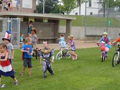 Kiddie Parade - Spass Tagen 2014 Summer 2014, Sports, Hs Sports, Excercise, Sport, Exercise