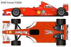 2000 Ferrari F2000