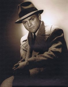 """James Cagney, great actor,dancer. Won an Oscar for best actor in """"Yankee Doodle Dandy"""""""