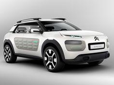 Versão definitiva do Citroën Cactus será lançada no Brasil