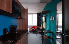 Nos chambres offrent des lits confortables et un accès Wi-Fi gratuit. Faites votre choix parmi notre vaste sélection de chambres et de suites hôtel à Rotterdam.