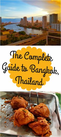 Guide to Bangkok, Thailand in 3 Days with your family! Containing the best eats, night life, and all the city sights. #bangkok #thailand