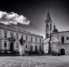 Sulmona,  piazza xx Settembre , Abruzzo