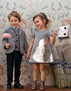 ALALOSHA: VOGUE ENFANTS: Be sparkle with Simonetta♥