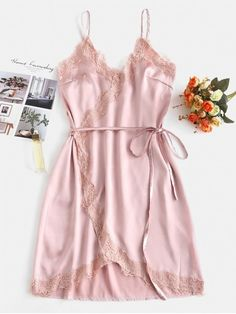 Shop lingerie online, you can get sexy, white, lace and black lingerie for women in fashion style on ZAFUL. Lingerie Rosa, Sexy Lingerie, Lingerie Babydoll, Black Lace Lingerie, Lingerie Outfits, Lingerie Sleepwear, Lingerie Models, Satin Pajamas, Woman Clothing