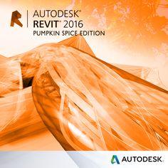 Autodesk Revit - Pumpkin Spice Edition!