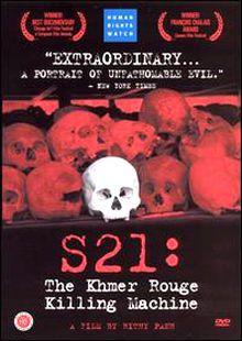 S21 - Maszyna śmierci Czerwonych Kmerów | S21 - The Khmer Rouge killing machine, dir. Rithy Panh