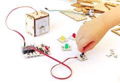 LOFI Brain Arduino compatible electronic modules and sensors