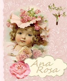 the most beautiful collection of lovely things and pinnacle gorgeousness! Ana Rosa