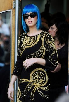 Katy Perry Leaves BBC Studios