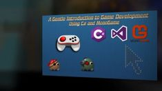 Want to take the course .... use this coupon code to pay only $10.00     https://www.udemy.com/a-gentle-intro-to-game-development-using-c-and-monogame/?couponCode=MONOHALF