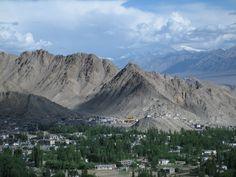 The breathtaking beauty of Leh, the capital city of Ladakh...