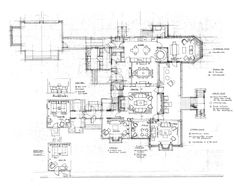 Home Building Tips, Building A House, Small House Plans, House Floor Plans, European Plan, Porch Entry, Luxury House Plans, Witch House, Planer