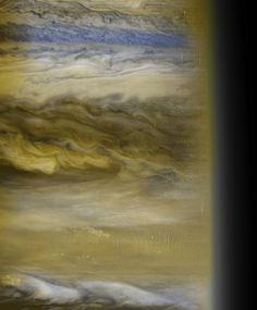 Jupiter's clouds.
