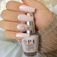 """""""✨My new Fav color @opi_products """"Patience Pays Off"""" #opi#opinailpolish#lou_flores"""""""