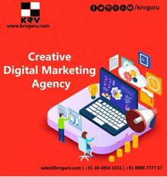 KRV Guru is an Award winning Best & Top Digital Marketing Agency in Hyderabad.Outsource digital marketing agency India services to the experts in KRV Guru. Top Digital Marketing Companies, Inbound Marketing, Content Marketing, Social Media Marketing, Branding Agency, Mobile Marketing, Growing Your Business, Hyderabad, Brand Identity