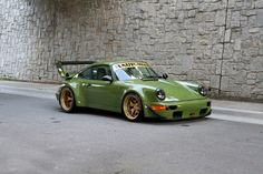 Motorcar Studio is pleased to offer this 1992 Porsche 911 Manual Coupe RWB. Akira Nakai's RWB cars need little introduction but for those not. Custom Porsche, Porsche 911 For Sale, Porsche 911 964, Porsche Cars, Porsche Carrera, Audi, Triumph Motorcycles, Cars And Motorcycles, Rauh Welt
